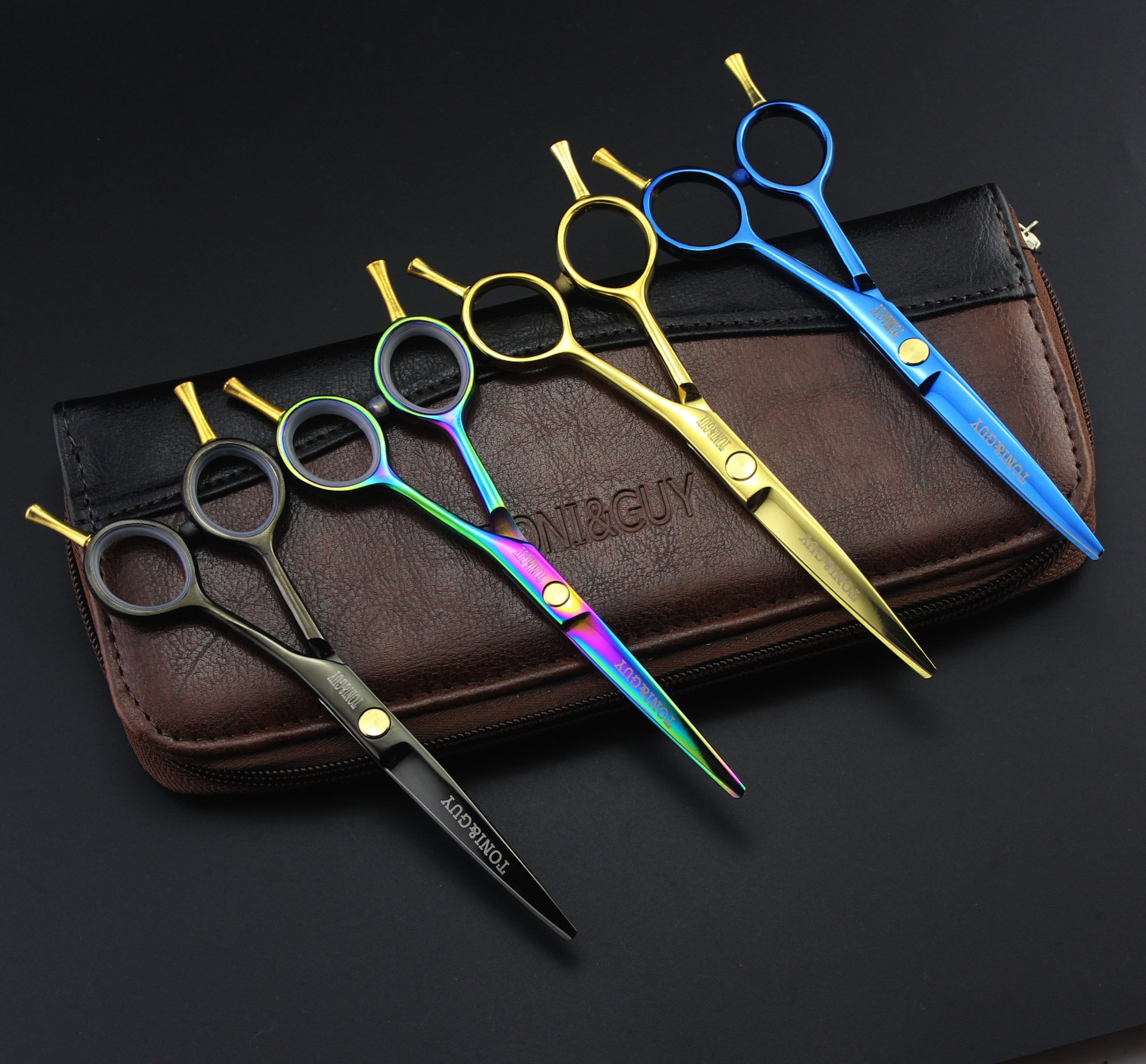 different hair shears
